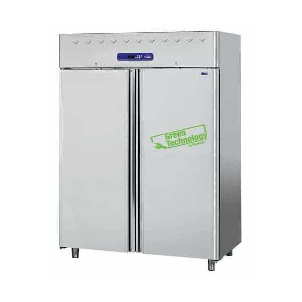 Armoire frigorifique 1400 litres positive ventilée 2 portes GN 2/1