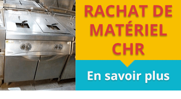 Rachat de matériel chr