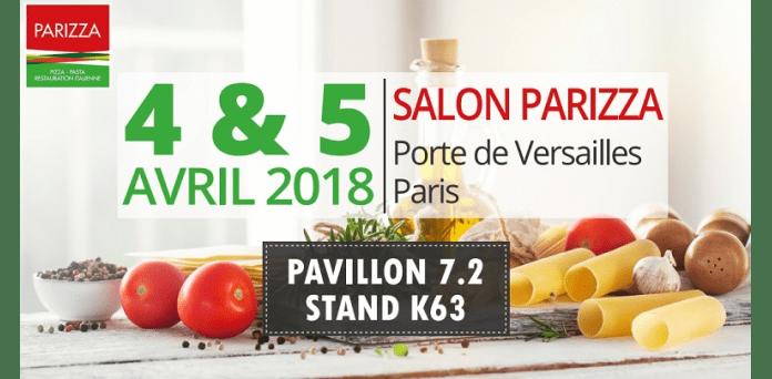 Chr discount au salon parizza 4 5 avril 2018 chr discount - Pizzeria porte de versailles ...